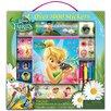 Artistic Studios Disney Fairies Sticker Box with Handle