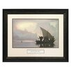 The James Lawrence Company Peace Be Still Framed Graphic Art