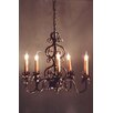 <strong>Laura Lee Designs</strong> Juliet 5 Light Chandelier