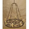 <strong>Valentine Chandelier</strong> by Laura Lee Designs