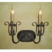<strong>Laura Lee Designs</strong> Varese Double Wall Sconce