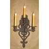 Laura Lee Designs Diana Triple Wall Sconce