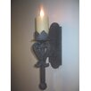 <strong>Laura Lee Designs</strong> King Gothic Wall Sconce