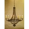 <strong>Laura Lee Designs</strong> Monaco 12 Light Chandelier