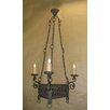 <strong>Laura Lee Designs</strong> Cortona 3 Light Chandelier