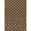 Kalora Naturals Brown Jute Basketweave Rug