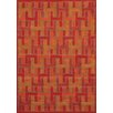 Kalora Manika Hot Orange Area Rug