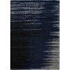 Kalora Nuance Blue Fog Gradient Area Rug