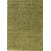 <strong>Kalora</strong> Shaggy Grass Green Solid Rug