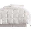 Blue Ridge Home Fashions All Season 233 Thread Count Down Alternative Microfiber Comforter II