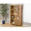 "<strong>Stirling Oak 61"" Bookcase</strong> by Hometime"