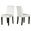 Cortesi Home Lexa Parsons Chair (Set of 2)