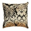 <strong>Cortesi Home</strong> Dama Damask Accent Pillow