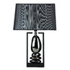 "Cortesi Home LumiRock Foto 26"" H Table Lamp with Empire Shade"