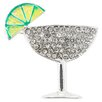 <strong>Margarita Glass Crystal Brooch Pendant</strong> by Fantasyard