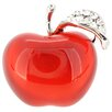 Fantasyard Teachers Apple Lapel Crystal Pin Brooch