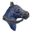 Fantasyard Horse Head Animal Crystal Pin Brooch