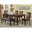 Milton Green Star Granada 6 Piece Dining Set