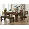 <strong>Milton Green Star</strong> Barcelona 6 Piece Dining Set