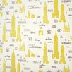 <strong>Astek Wallcovering Inc.</strong> Jim Flora's Manhattan Scenic Tiles Wallpaper