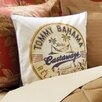 <strong>Tommy Bahama Bedding</strong> Orange Cay Castaways Decorative Pillow