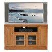 """Eagle Furniture Manufacturing Classic Oak 55"""" TV Stand"""