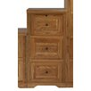 <strong>Eagle Furniture Manufacturing</strong> Oak Ridge 3-Drawer  File