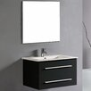 "Bosconi Contemporary 32"" Single Vanity Set"