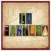Thirstystone La Familiar Occasions Coasters Set (Set of 4)