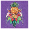 <strong>Thirstystone</strong> Welcome Pineapple I Occasions Coasters Set (Set of 4)