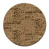 Thirstystone Reuse Recycle Cork Coaster Set (Set of 6)