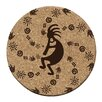 <strong>Thirstystone</strong> Koko Petroglyphs Cork Coaster Set (Set of 6)