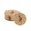 Thirstystone 7 Piece Koko Petroglyphs Cork Coaster Gift Set