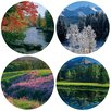 Thirstystone 4 Piece Seasons Occasions Coaster Set