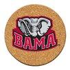 Thirstystone University of Alabama Cork Collegiate Coaster Set (Set of 6)