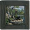 <strong>Lodge Bears Ambiance Coaster Set (Set of 4)</strong> by Thirstystone