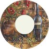 <strong>Wine and Poppies Wine Trivet</strong> by Thirstystone