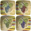 """<strong>9.75"""" Vintner's Bounty Winners Appetizer</strong> by Thirstystone"""
