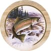 <strong>Thirstystone</strong> Killen's Trout Coaster (Set of 4)