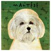 Thirstystone Maltese Occasions Coasters Set (Set of 4)