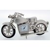 <strong>Brough Superior Motorbike Clock</strong> by Imperial Clocks