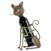 River Cottage Gardens Cat Wine Holder