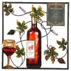 <strong>Wine and Leaf Wall Décor</strong> by River Cottage Gardens