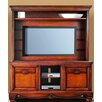 "Wildon Home ® Lumberland 62"" TV Stand with Hutch"