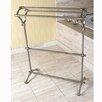 Kingston Brass Edenscape Free Standing Pedestal Y-Type Towel Rack