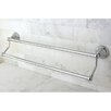 "<strong>Kingston Brass</strong> Governor 24"" Dual Towel Bar"