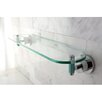 "<strong>Kingston Brass</strong> Green Eden 20"" x 4.5"" Bathroom Shelf"
