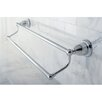 """<strong>Heritage 24"""" Wall Mounted Dual Towel Bar</strong> by Kingston Brass"""