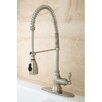 <strong>American Classic Gourmetier Single Handle Pull-Down Spray Kitchen F...</strong> by Kingston Brass