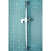 "Kingston Brass Claremont 23.6"" Square Shower Slide Bar"